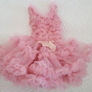 New pink tutu